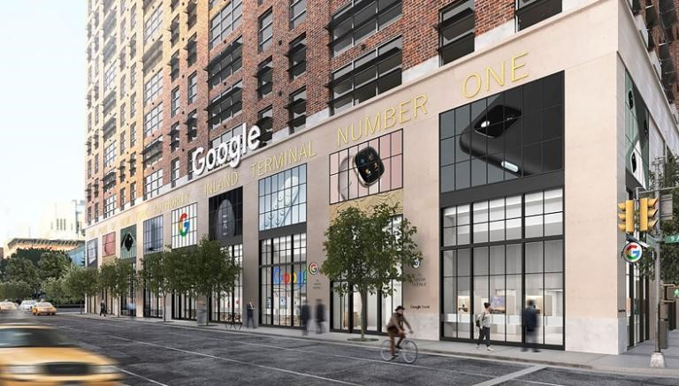 Google to open its first retail store to sell devices