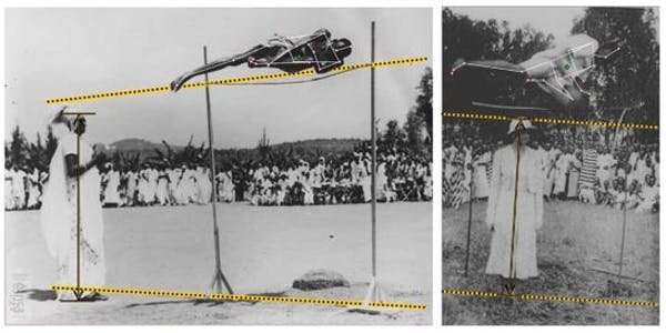 Was traditional Rwandan high-jumping really Olympic class? What we found