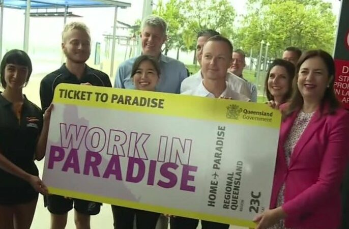 Australian state offering $1,100 to relocate, work tourism jobs