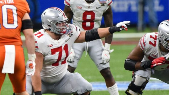 Packers sign second-round pick Josh Myers